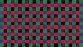 Gingham pattern.Tablecloth for plaid and textile articles, illustration. EPS-10 stock illustration