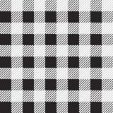 Gingham seamless plaid pattern. Vector Gingham seamless plaid pattern. Table cloth vector illustration