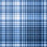 Gingham texture in blue spectrum Stock Image