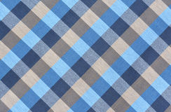 Gingham in Thai style. On a background Royalty Free Stock Photo