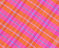 Gingham in Thai style Royalty Free Stock Image