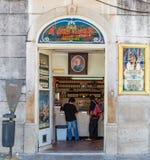 A Ginjinha, Lisbon Royalty Free Stock Photos