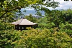 Ginkaku-ji стоковое изображение