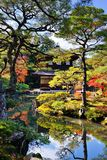 Ginkaku-ji Temple in Kyoto Stock Image