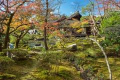 Ginkaku-ji Temple in Kyoto Royalty Free Stock Photography