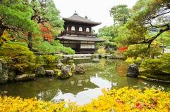 Ginkakuji-Tempel Stockbilder