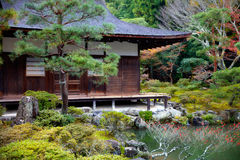 Free Ginkakuji Temple Stock Photo - 63057180