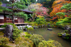 Free Ginkakuji Temple Stock Photo - 67771440