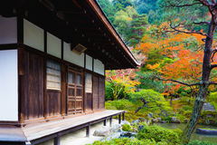 Free Ginkakuji Temple Stock Photography - 85660212