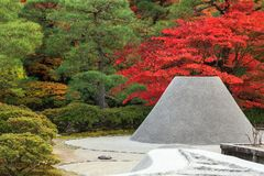 Free Ginkakuji Temple In Autumn, Kyoto, Kansai, Japan. Royalty Free Stock Photos - 102213078