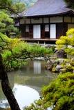Ginkakuji Temple Stock Photo