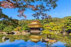 Ginkakuji temple - Kyoto, Japan. Royalty Free Stock Image