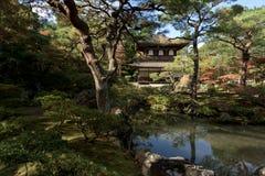 Ginkakuji temple, Kyoto, Japan. Stock Images