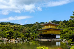 Ginkakuji Temple in Kyoto, Japan Stock Photography