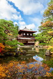 Ginkakuji temple - Kyoto Japan Stock Photo