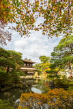 Ginkakuji temple Royalty Free Stock Photo