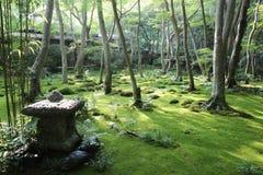 Ginkakujitempel stock afbeelding