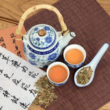 Ginkgo Green Tea Royalty Free Stock Image