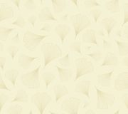 Ginkgo seamless pattern Royalty Free Stock Photos