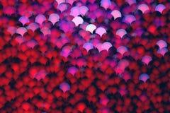 Ginkgo shape, abstract background, digital art work. Digital artwork creative graphic design Stock Image