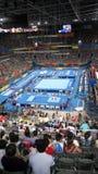 Ginnastica degli uomini nei giochi di Pechino Paralympic Fotografia Stock
