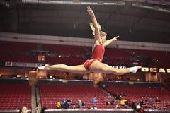 2015 ginnastica del NCAA - Maryland Immagini Stock Libere da Diritti