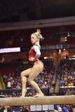 2015 ginnastica del NCAA - Maryland Immagini Stock
