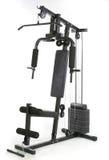 Ginnastica e macchina del muscolo Fotografia Stock Libera da Diritti