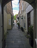 The Ginnel. Devizes Town Centre Royalty Free Stock Photography