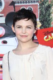 Ginnifer Goodwin arrives at the  Royalty Free Stock Photo
