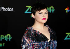 Ginnifer Goodwin royalty free stock photos