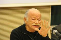 Gino Paoli kompozytor Zdjęcia Stock