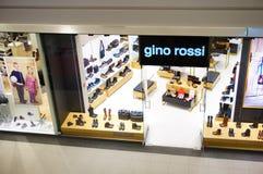 Gino Rossi store Stock Image