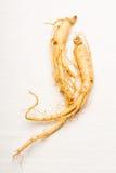 Ginseng Royaltyfri Foto