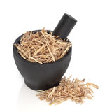 Ginseng Herb Royalty Free Stock Photo