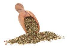 Ginseng Herb Tea Stock Photo