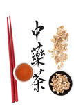 Ginseng Herbal Tea Royalty Free Stock Photos
