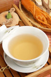 Ginseng tea Royalty Free Stock Images
