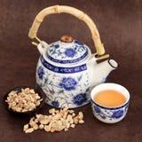 Ginseng Tea Stock Photography