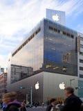 Ginza Τόκιο Ιαπωνία καταστημάτων της Apple Στοκ Φωτογραφίες