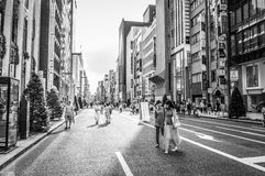 Ginza Stock Images
