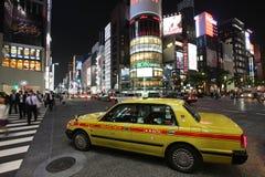 Ginza, Tokyo Stock Photo