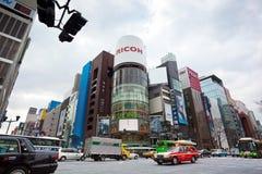 Ginza, Tokyo, Japan Stock Photo