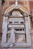Gioacchino Rossini Tomb Basilica of Santa Croce - Florence Stock Photography