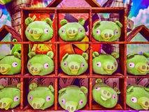 Gioca i bambini di spettacolo Immagini Stock Libere da Diritti