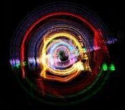 Giocando con la luce Fotografie Stock