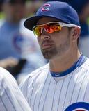 Giocatore di baseball Fotografia Stock Libera da Diritti
