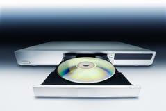Giocatore di DVD/CD Immagini Stock