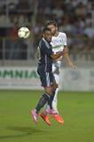 Giocatore di football americano - Alexandre Lacazette immagine stock
