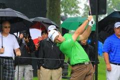 Giocatore di golf Kevin Streelman di PGA di U.S.A. Immagini Stock Libere da Diritti